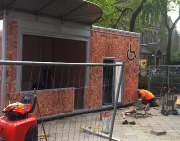 openbaar toilet Eindhoven, Kerkstraat