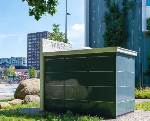 Pop-Up Toilet Company 4-STAR